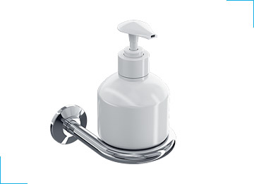 Bath Accessory / SOAP DISPENSER HOLDER