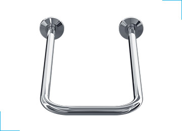 Bath Accessory / DOUBLE TOWEL RAIL