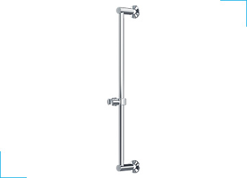Bath Accessory / ADJUSTABLE SHOWER RISER RAIL
